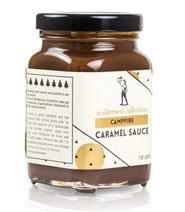 Smoky Caramel Sauce