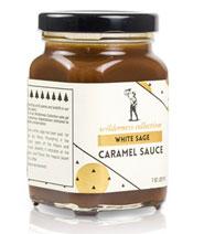 White Sage Caramel Sauce