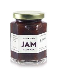 italian plum jam